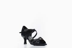 Dansa skon Arkivfoto