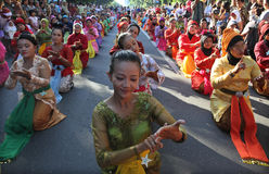 Dansa traditionella danser Royaltyfri Bild
