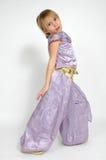 dansande i arabiska sagor Arkivbild