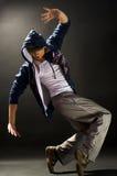 dansar modernt Royaltyfri Bild