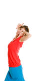 dansare arkivfoto