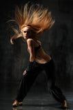 dansare Royaltyfria Foton