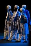 dansare egypt Arkivfoto