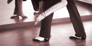 Dansare för balsaldans Royaltyfri Fotografi