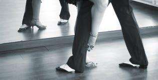 Dansare för balsaldans Royaltyfria Bilder