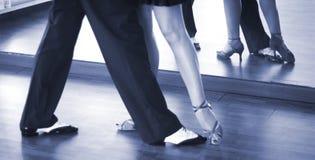 Dansare för balsaldans Royaltyfri Foto