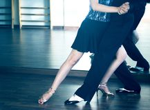 Dansare för balsaldans Royaltyfri Bild