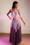 Dansare Girl Arkivbild