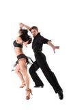 Dansare i uppgift Royaltyfri Foto