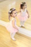 dansare little Arkivfoto