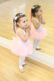 dansare little Arkivfoton
