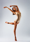 Dansareballerina Royaltyfri Foto