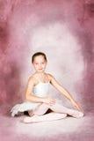 dansarebarn royaltyfria bilder