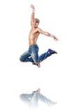 Dansaredansdanser Royaltyfri Foto
