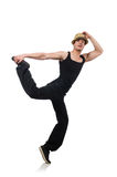Dansaredansdanser Royaltyfri Fotografi