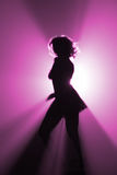 dansaredeltagare Arkivfoto