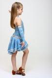dansareflicka Fotografering för Bildbyråer