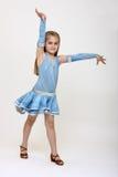 dansareflicka Royaltyfri Fotografi
