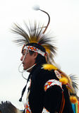 dansareinföding för 15 american Royaltyfri Fotografi
