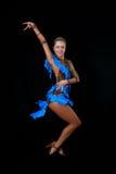 dansarelatin Royaltyfri Foto
