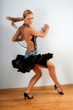 dansarelatin Royaltyfri Fotografi