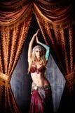 Dansbuk arkivbilder