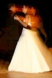 dansdans motion öppning Royaltyfri Foto
