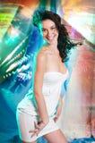 dansdeltagare Royaltyfria Bilder