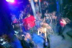 dansdeltagare Royaltyfri Foto