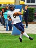 Danse élevée de progression de touchdown Photo stock