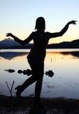 Danse Photo libre de droits