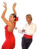 Danse avec moi Photos libres de droits