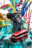 Danse bolivienne des diables Images stock