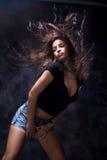 Danse chaude Photo stock
