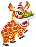 Danse chinoise de dragon Photographie stock libre de droits