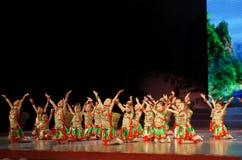 Danse d'enfants Photographie stock