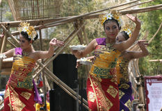 Danse de Balinese Photo stock