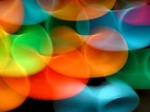 Danse de couleurs #1 Images libres de droits