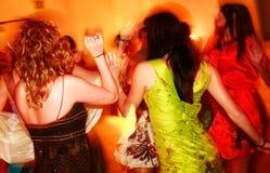 Danse de filles Photographie stock libre de droits