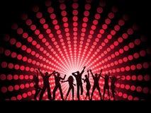 Danse de gens illustration stock