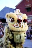 Danse de lion Photo stock
