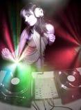 Danse de Liva Photographie stock libre de droits