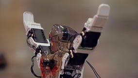 Danse de robot de humano?de clips vidéos