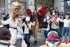 Danse de rue Image libre de droits