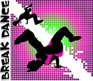 Danse de rupture Image stock