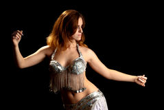 Danse de ventre. Photographie stock libre de droits