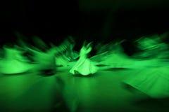 Danse Derwishes Photographie stock libre de droits