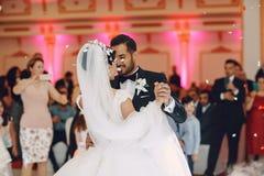 Danse do casamento Imagem de Stock