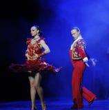 Danse du monde de l'Autriche de danse-le de tauromachie Image stock