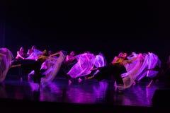 Danse en périodes préoccupées 3--Âne de drame de danse obtenir l'eau photo libre de droits